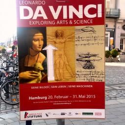 Image for Leonardo Da Vinci Ausstellung – Verlängert bis Juli