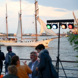 "Image for Impressionen ""AfterWork am Holzhafen"""